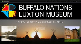 Buffalo Nations Luxton Museum